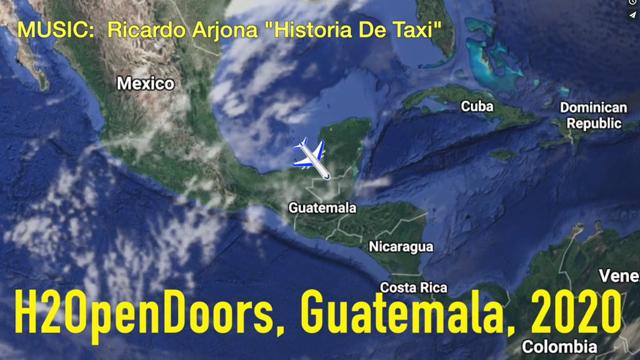 H2OpenDoors, Guatemala 2020